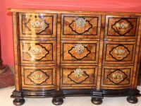 Commode Louis XIV - HACHE ATTRIBUEE A.