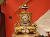 Prosper ROUSSEL - Horloge de cheminée - Style Louis XVI - XIXème