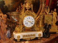 Pendule Borne - Style Louis XVI - XIXème