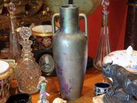 Delphin Massier VALLAURIS - Vase en céramique