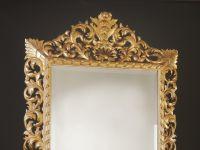 Miroir bois Italien - XIXème