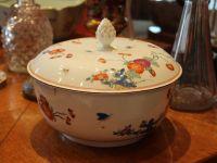 Soupière en porcelaine - XVIIIème