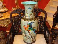 THEODORE DECK Grand vase