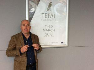 Christophe Lachaux à Maastricht - TEFAF 2016