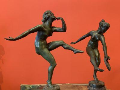 RENE VARNIER - Les danseuses
