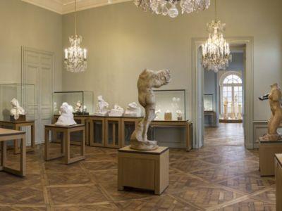 Musée Rodin à redécouvrir - Muséographie et nouvelles salles